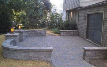 paver patio, concrete masonry, patio, Paver patio in King of Prussia