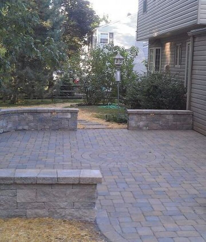 Paver patio in King of Prussia