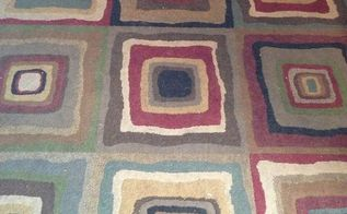 q my boring kitchen is due for a make over asking for some ideas, home decor, kitchen design, Love this rug both colors and design