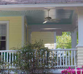 Why Blue Porch Ceilings, Paint Colors, Painting, Porches, Walls Ceilings,  Very
