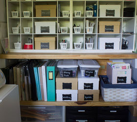 Organization Tips For Small Spaces, Craft Rooms, Kitchen Design,  Organizing, Storage Ideas