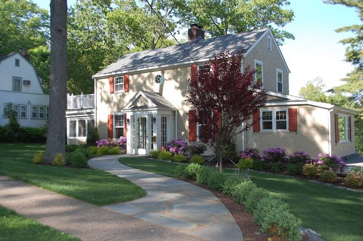 creating curb appeal and functuality, landscape, outdoor living, Curb Appeal Achieved