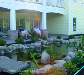 6 Tips For Designing And Installing A Water Garden Or Fish Pond, Gardening,  Home