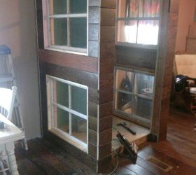 Diy Cabinet Pantry From Old Doors And Windows, Closet, Diy, Kitchen  Cabinets,