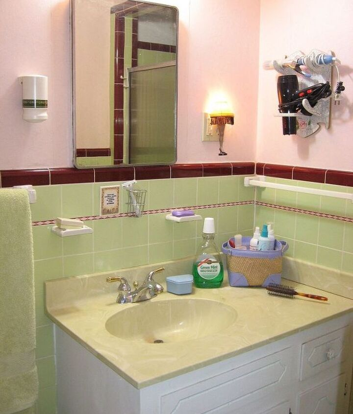 Master Bathroom vaniety