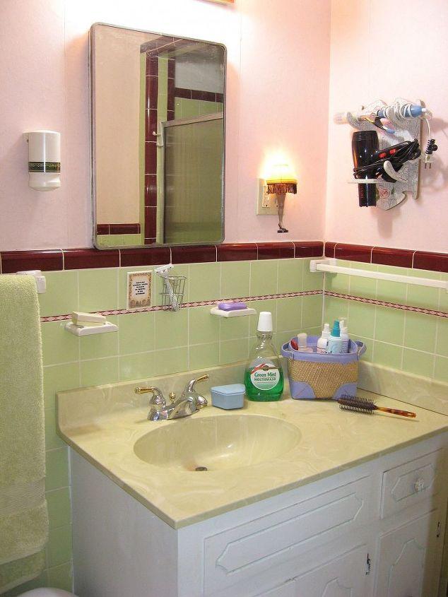 Master Bathroom vaniety
