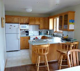 Budget Friendly Turquoise Kitchen Makeover, Kitchen Design