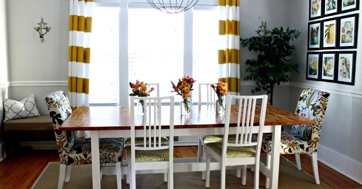 Ikea Dining Table Hack Hometalk