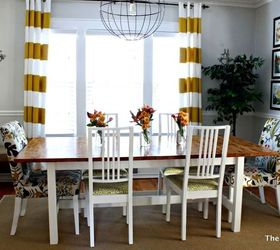 Ordinaire Ikea Dining Table Hack, Dining Room Ideas, Painted Furniture, Woodworking  Projects