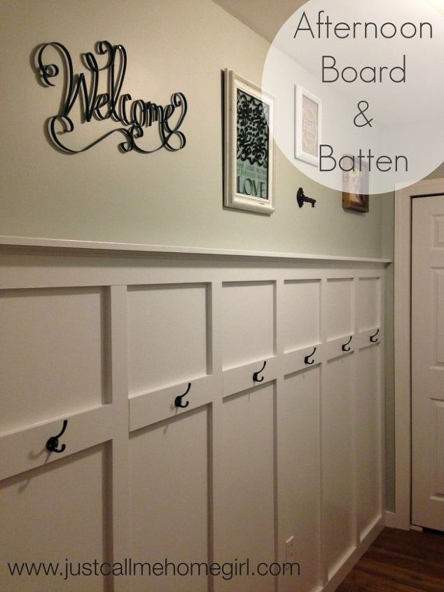 Basement entrance wall decor hometalk for Basement entrance design