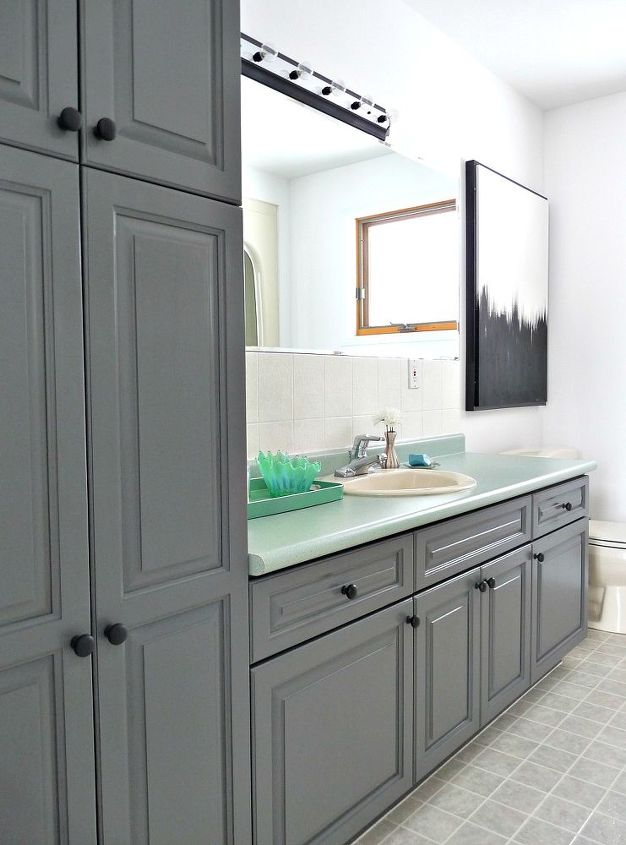 BudgetFriendly Bathroom Makeover Hometalk - Budget friendly bathroom remodels