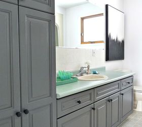 Budget Friendly Bathroom Makeover, Bathroom Ideas