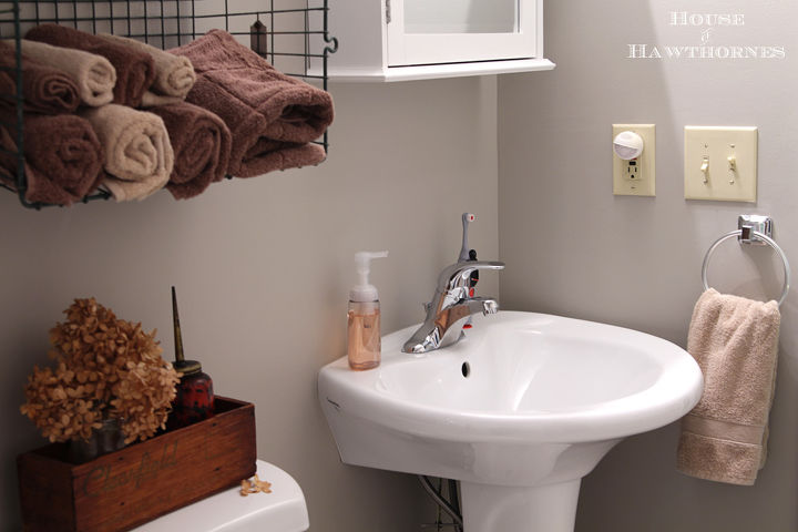 Wheelchair Accessible Bathroom Remodel With Industrial Decor