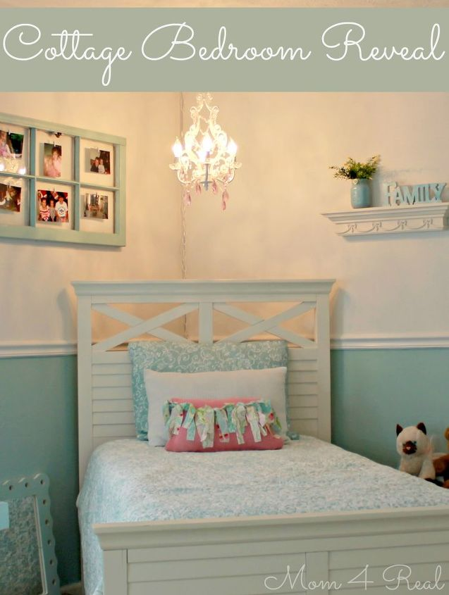 cottage bedroom reveal, bedroom ideas, home decor