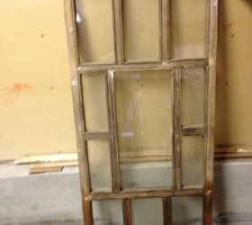 Old Windows Part - 40: Repurposed Old Window To Headboard, Bedroom Ideas, Painted Furniture,  Repurposing Upcycling, Windows