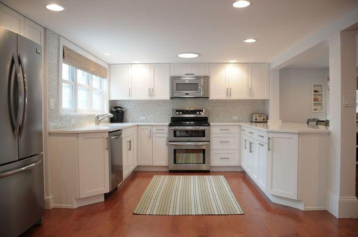 kitchen amp whole house remodel in lewes de, home decor, home improvement, kitchen design