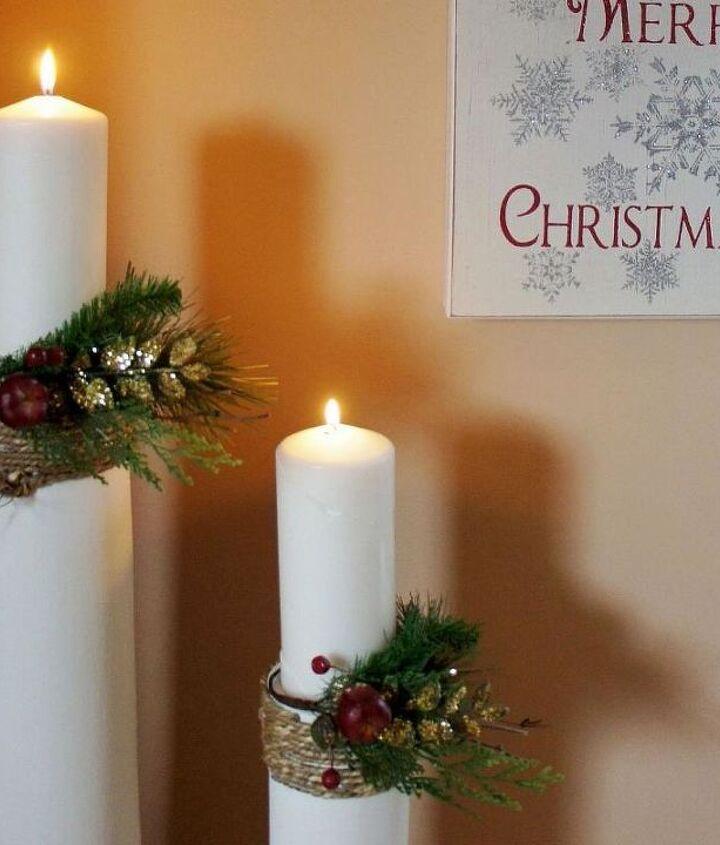 Embellished for Christmas