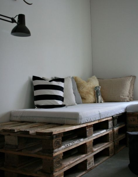 q 13 ways to use pallets