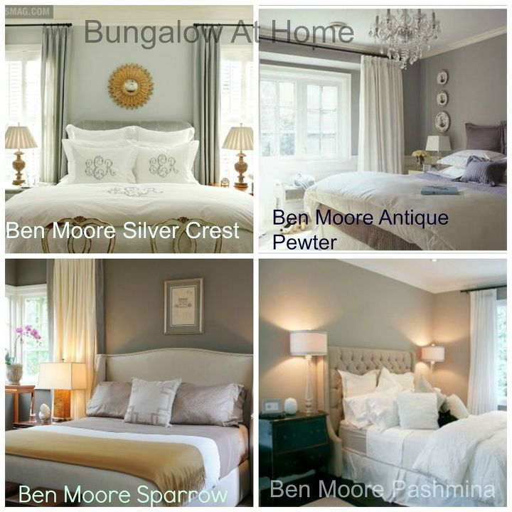 My Top 4 Favorite Benjamin Moore Bedroom Paint Colors | Hometalk