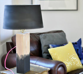 Diy Salvaged Wood Lamp, Diy, Home Decor, Lighting, Woodworking Projects, ...