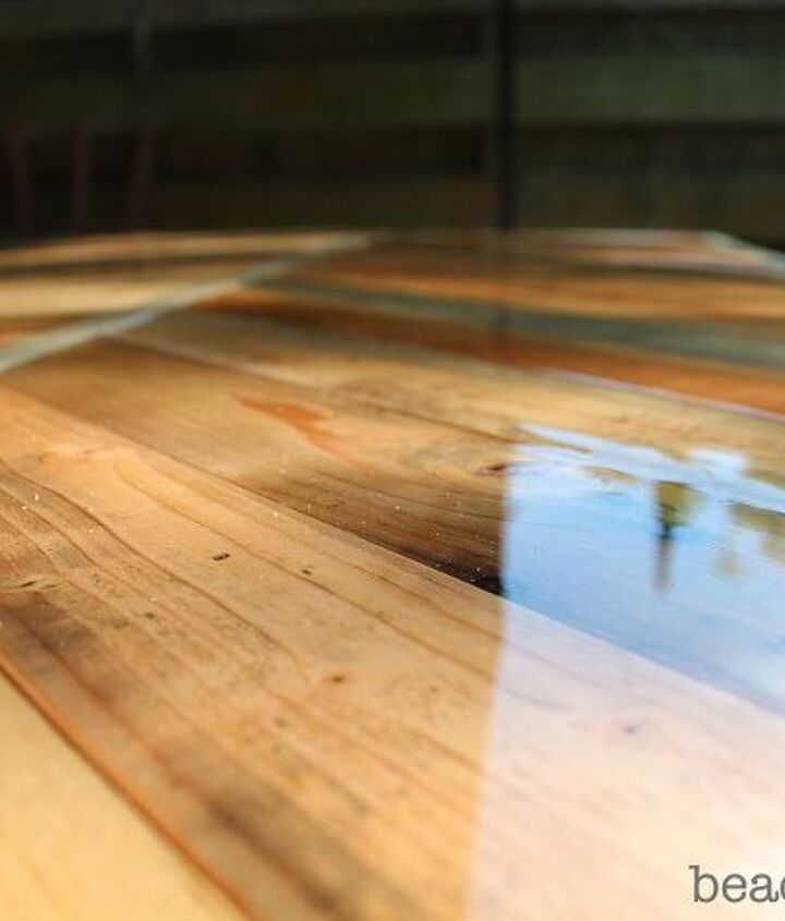 http://beachbumlivin.com Epoxy Resin. Smooth as glass!