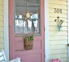 & How to Create Front Door Charm   Hometalk
