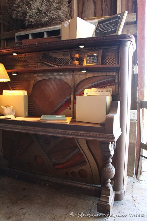 repurposed upright piano desk, painted furniture, repurposing upcycling - From Repurposed Upright Piano To Desk Hometalk