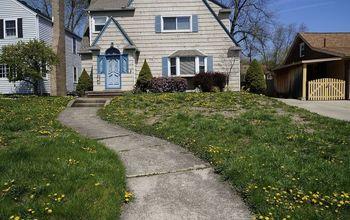 Concrete vs. designed concrete vs. flagstone/pavers for my front walk?