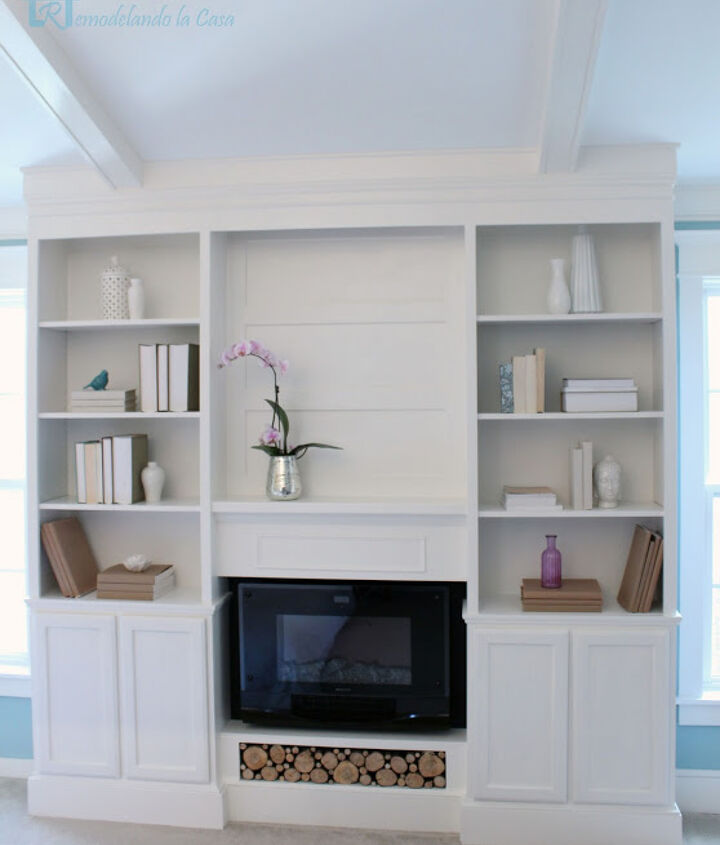 diy bookcases for bedroom, diy, woodworking projects