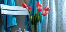 diy bathroom renovation, bathroom ideas, diy, home decor, home improvement, A few decorative touches to add some colour