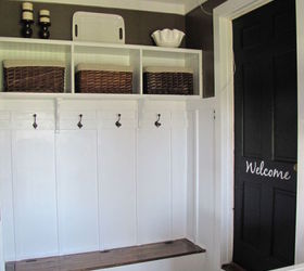 adding a mudroom to our garage garages home improvement laundry rooms we