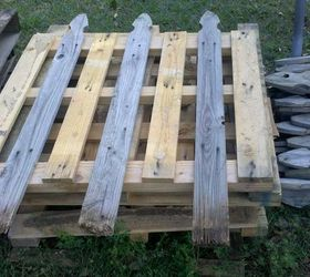 Pallet Fence Re purposing pallets Hometalk