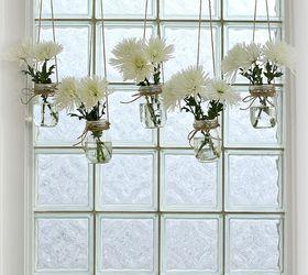 Mason Jar Window Treatment  sc 1 st  Hometalk & Mason Jar Window Treatment | Hometalk