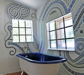 Bathroom Mosaic Hometalk