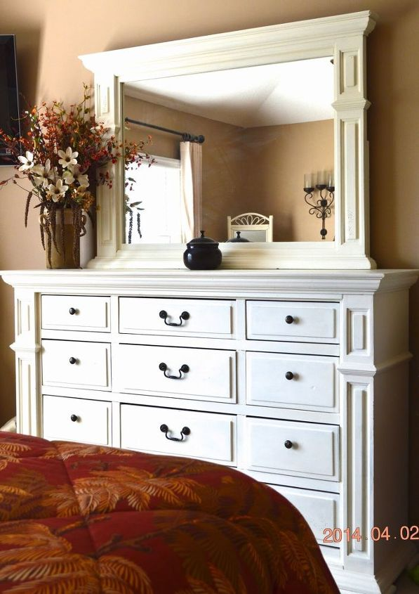 Bedroom Makeover With Chalk Paint Ideas Painted Furniture Painting