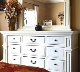 Amazing Bedroom Makeover With Chalk Paint, Bedroom Ideas, Chalk Paint, Painted  Furniture, Painting