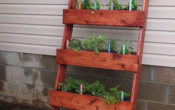 DIY Herb Garden {tutorial}