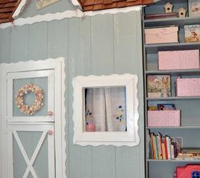Indoor Closet Playhouse Number 1, Diy, Woodworking Projects, We Took A  Smallish Closet