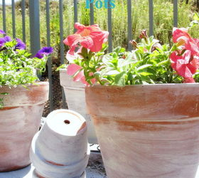 How to easily age terra cotta pots hometalk