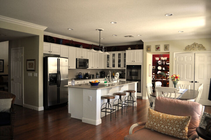 Paint Suggestions Above Kitchen Cabinets | Hometalk