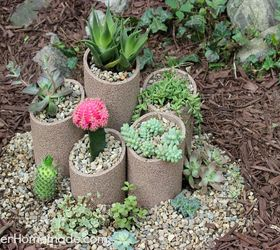 How To Build And Plant A Succulent Garden, Diy, Flowers, Gardening, How