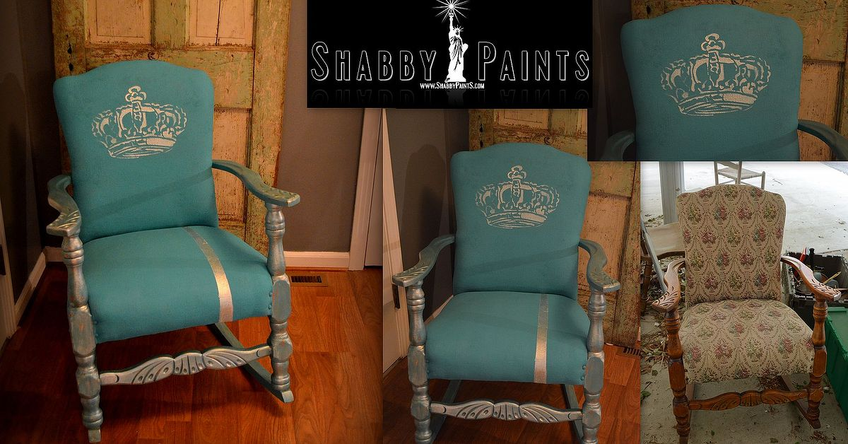 Using A Quality Chalked Paint On Fabric Easier Than You