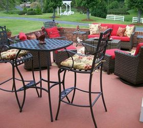 My Patio Reveal, Outdoor Furniture, Outdoor Living, Patio