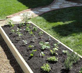 Diy Raised Garden Bed, Diy, Gardening, Raised Garden Beds, Woodworking  Projects,