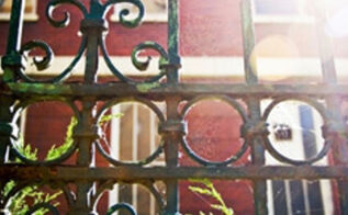 maintain your wrought iron, fences, home maintenance repairs