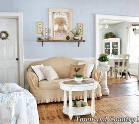 How To Create Farmhouse Style, Home Decor, Kitchen Design, Living Room Ideas ,