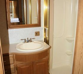 Attractive Rv Motorhome Bathroom Makeover, Bathroom Ideas, Small Bathroom Ideas