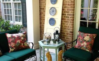 painting furniture for outdoor use thrifty finds, outdoor furniture, outdoor living, painted furniture, Tell us about this photo