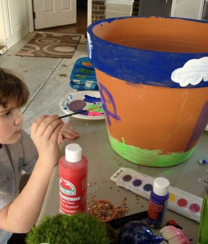 Such a great project to work on with your kids