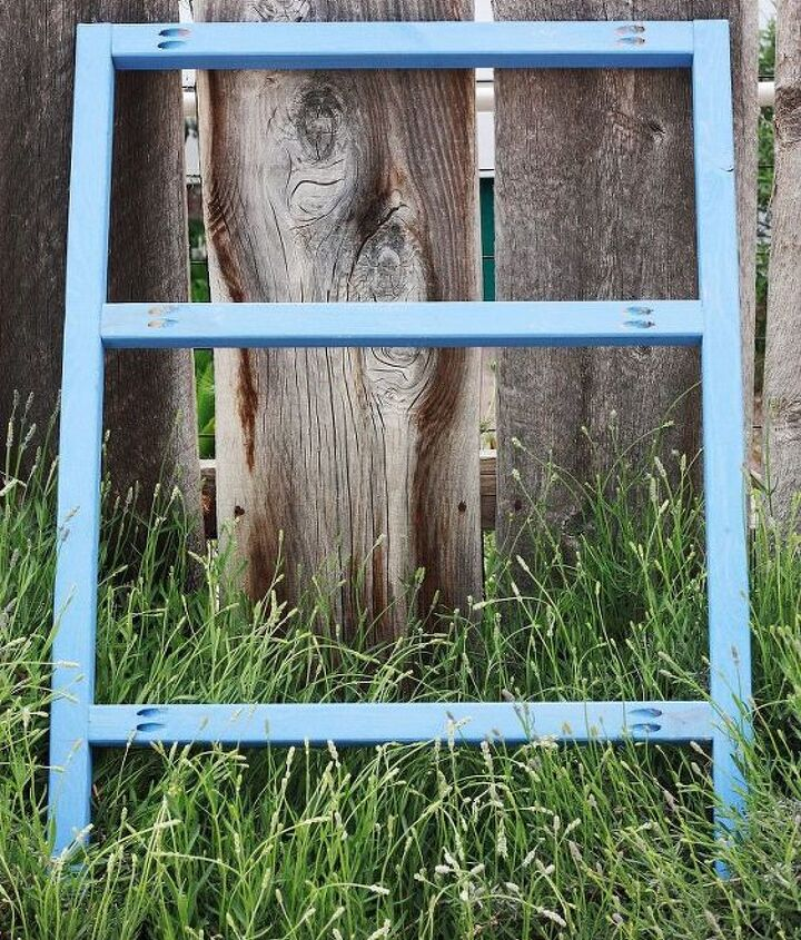 give dad the coolest father s day gift, diy, how to, outdoor living, I built a frame from 1x2 s